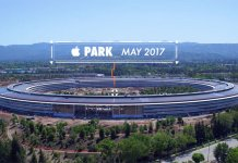 Apple Park May