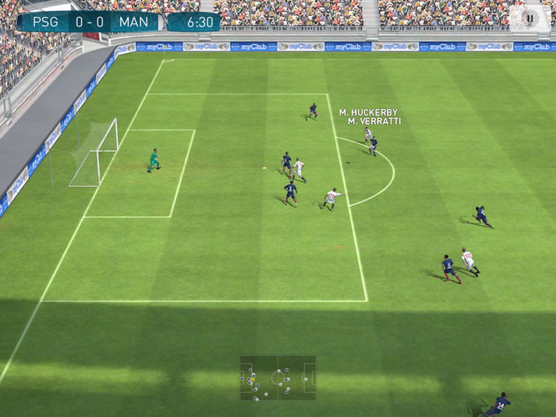 PES 2017 - iOS / ANDROID
