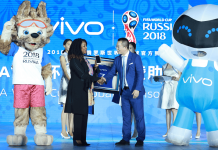 Vivo X20 FIFA World Cup Russia 2018