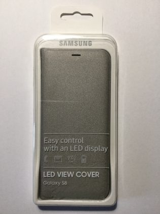 Samsung LED View Cover для Samsung Galaxy S8