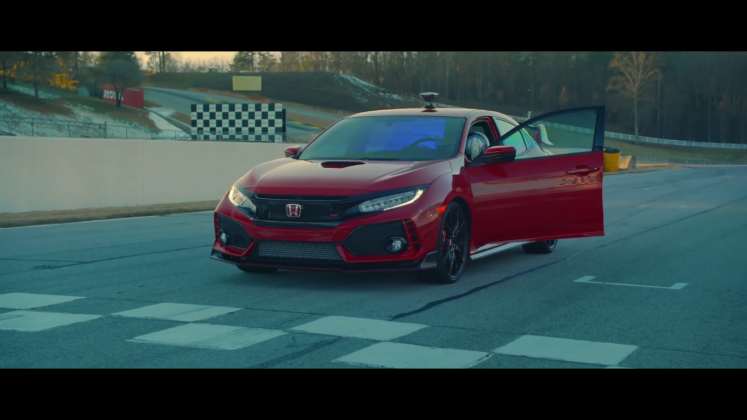Honda Civic Type R Forza Motorsport 7