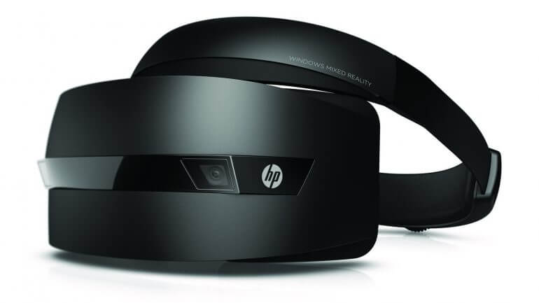 HP VR Launch Kit