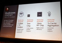 Qualcomm Snapdragon X24 LTE