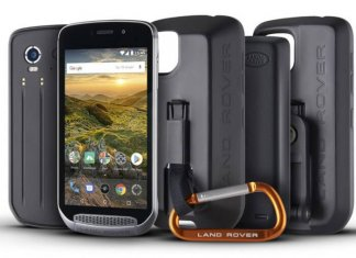 Land Rover Outdoor Phone