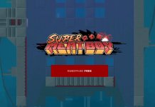 SuperMeat Boy
